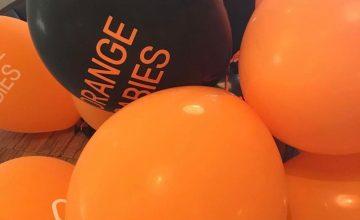 Actie Orange Babies: workshop Kinesiologie